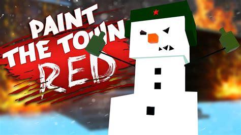 the snowmen of siberia best workshop levels paint the