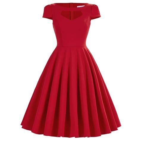 60s swing dress aliexpress buy vintage style retro 50s 60s swing
