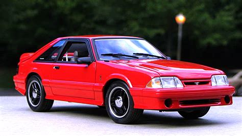 1993 ford mustang parts fastest ford mustangs part 2 1993 svt mustang cobra r