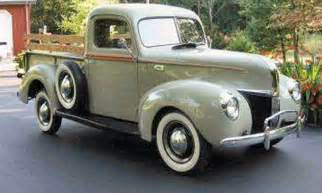 1941 Ford Truck For Sale 1941 Ford Truck Restored