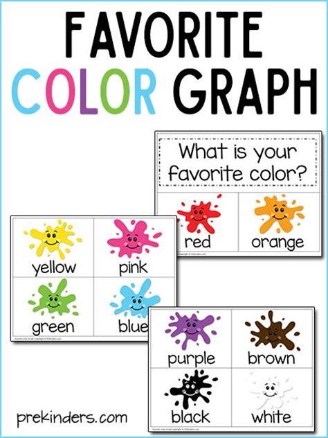 printable color graphs free worksheets 187 preschool color chart free math
