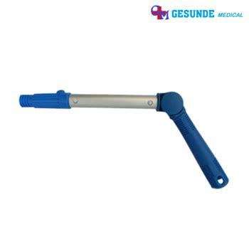 Alat Pembersih Kaca tiang alat pembersih kaca pegangan putar sambungan