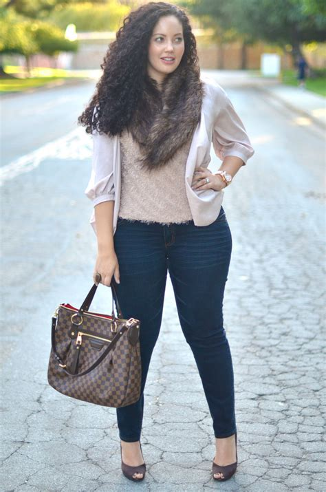 Plus Size Casual Chic Style | casual chic style two steps to look more chic lena penteado