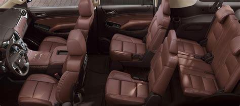 chevrolet suburban 8 seater interior 2015 chevrolet suburban review mpg
