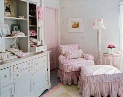 Chic Baby Room by Shabby Chic Girly Baby Nurseries Design Dazzle