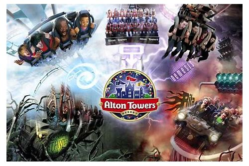 alton towers package deals