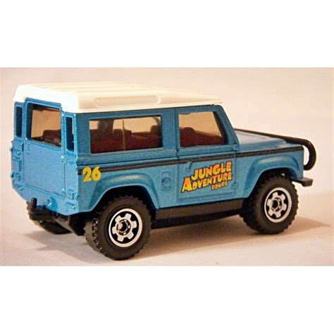 Matchbox Land Rover Defender 90 Global Diecast Direct