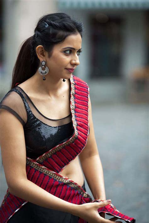 Tamil Wardrobe Photos by Pretty Rakul Preet Wardrobe