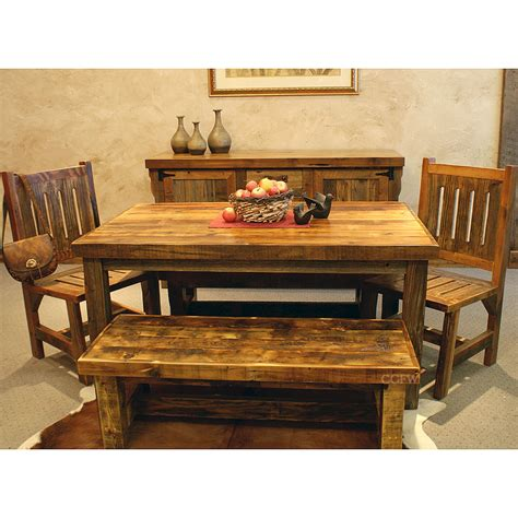 Rustic Dining Room Table Centerpieces Dining Room Table Furniture Shop The Home For The Holidays Furniture For Sale At