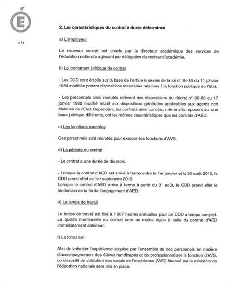 Lettre Demande De Visa Longue Duree modele lettre conge longue maladie education nationale