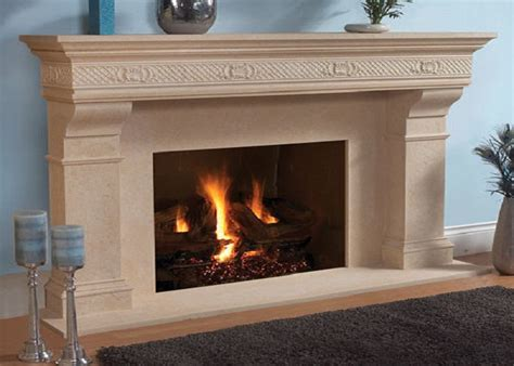 Fireplace Mantel Kits by Interior Design Traditional Fashionable Shabby Chic