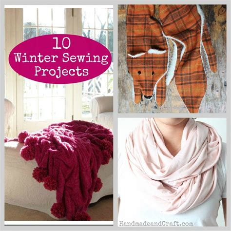sewing craft 10 winter sewing projects