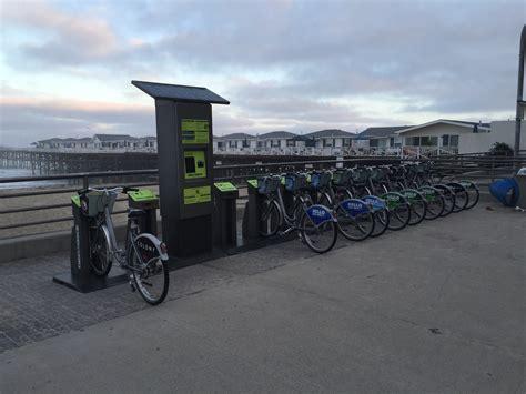 Bike Racks San Diego by Pacific Revolt Against Deco Bikes San Diego Reader