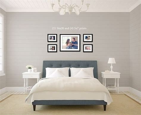 frame bedroom decorating home with photo frames modern interior and
