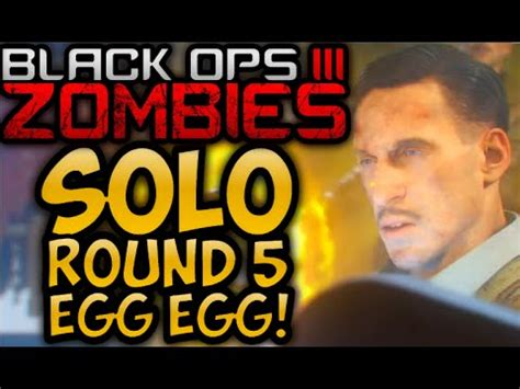 zombie solo tutorial quot der eisendrache quot solo easter egg guide by round 5 solo