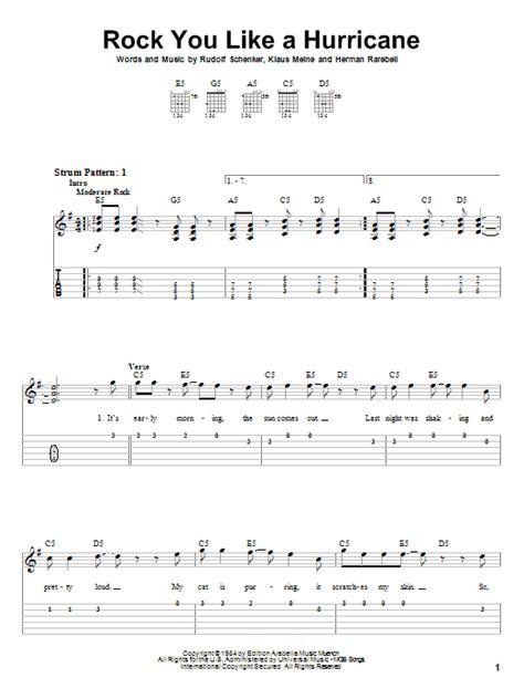 Easy Rock Songs Guitar Chords