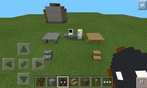 Minecraft Pe Furniture Mod by Furniture Mod Minecraft Pe Mods Addons
