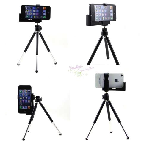 Tripod Iphone 4s universal mini tripod stand stand holder for iphone 5 5s 5c 4s 4 ebay