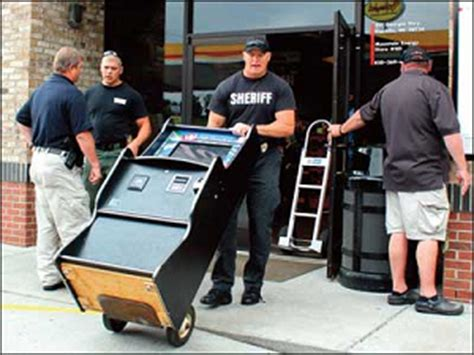 Mcso Org Warrant Search Mcso Confiscates 100 Sweepstakes Machines From Nine Local Businesses Nc Sheriffs