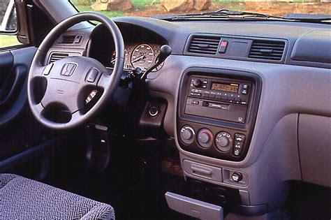 honda cr  consumer guide auto