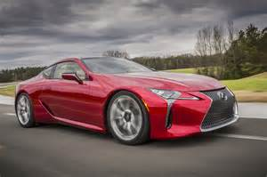 Lc Lexus Lexus Rolls Out The Big Guns New 467bhp Lc 500 Coupe