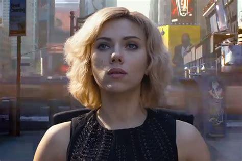 film lucy trailer ita scarlett johansson is a telekinetic superhuman in the