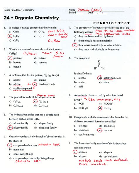 For Chemistry 1 chem page