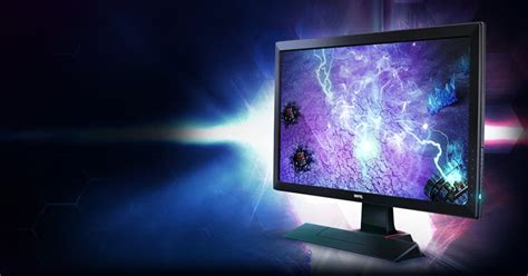 Monitor Untuk Gaming benq rl2455hm monitor tn gamer pro 24 quot untuk konsol monitor pemula