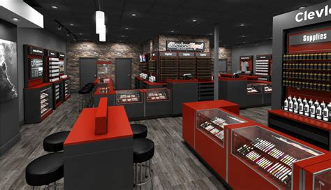 suggestions   retail vape store design