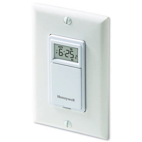 honeywell rpls530a1038 u 7 day programmable light switch timer instructions honeywell 7 day programmable light switch timer white