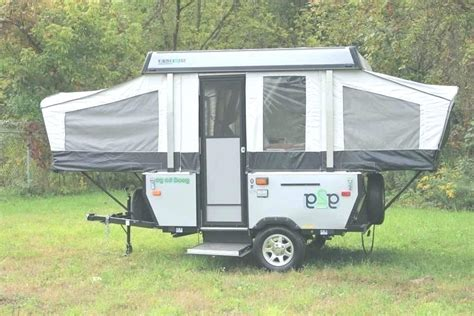 Small Pop small pop up cer vintage pop up cing trailer pop up
