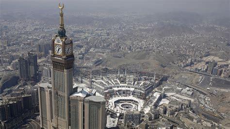mecca belongs   muslims  saudi arabia shouldnt