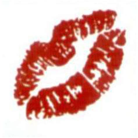 red lips tattoo temporary usimprints