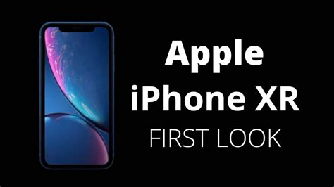 apple iphone xr apple iphone xr   video price  india specifications features