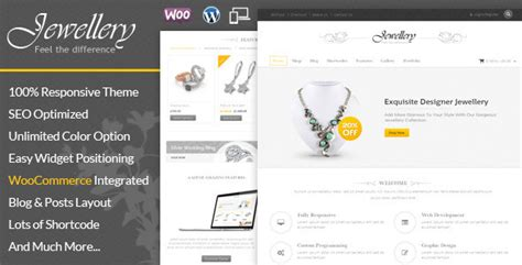 themeforest jewellery jewellery woocommerce responsive theme by templatemela