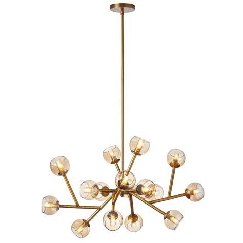 Filament Design 16 Light Vintage Bronze Chandelier Cli Filament Chandelier