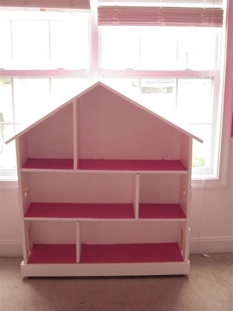 doll house shelf ana white doll house book shelf diy projects