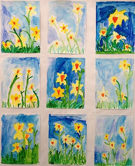 spring painting ideas spring art project ideas ye craft ideas