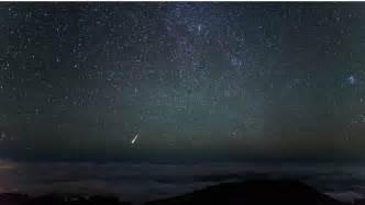 perseid meteor shower peaks tonight big island now