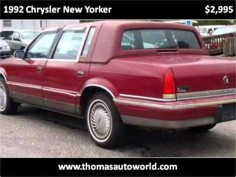 old car owners manuals 1992 chrysler new yorker windshield wipe control service manual 1992 chrysler new yorker service manual pdf repair manual 1992 chrysler fifth