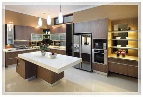 Kitchen Set Design by Elegant Kitchen Set Design