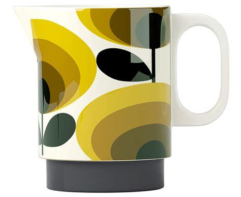 Original Bergaransi Milk Jug 350 Ml Spout Ss orla kiely milk jug 350ml flower yellow 5055923733400 ebay