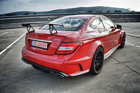 usinghair cls c63 amg black series