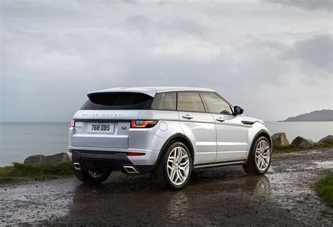 land rover truck 2016 range rover evoque 2016 sweeps in with fresh wardrobe by