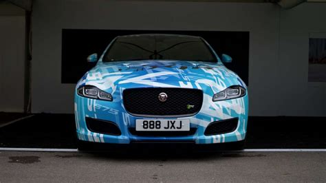 jaguar xjl horsepower jaguar xjr updated with 575 horsepower supercharged v8