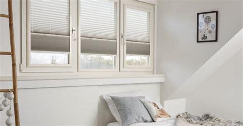 plisse gordijn draaikiepraam raamdecoratie voor een draaikiepraam mrwoon