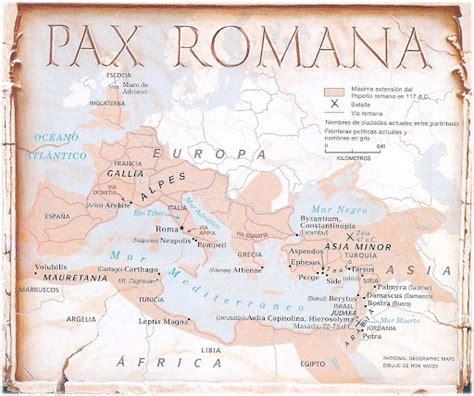 pax romana guerra paz 8490609438 la pax romana o pax augusta