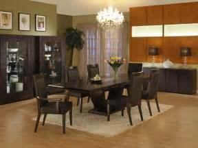 Dining Room Collections by Modern Furniture Collection Leather Dining Room