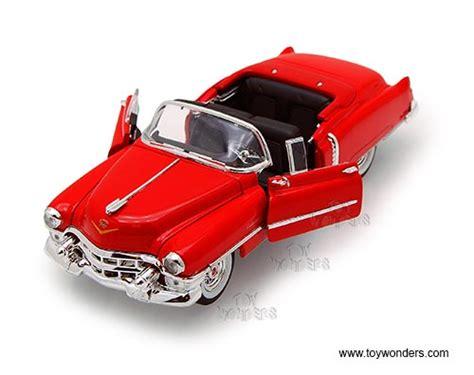 Welly Nex 53 Cadillac Eldorado 1953 cadillac eldorado convertible by welly 1 27 scale diecast model car wholesale 22414c 4d