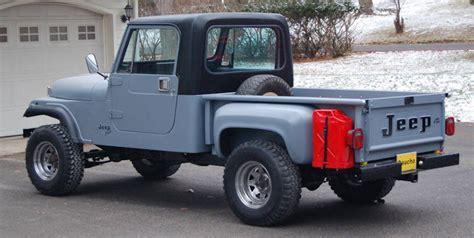 gaucho jeep cj stepside pickup  sale